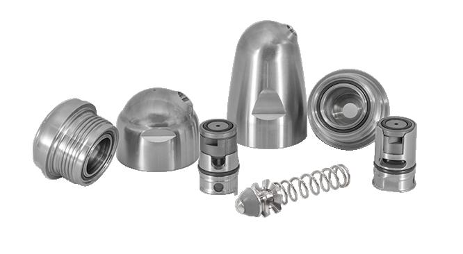 CLICK&DRY Mini Push Fit Range