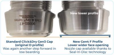 Click&Dry Gen4 Lower Profile